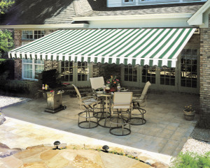 sunsetter retractable awning in grand rapids