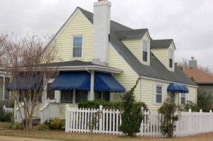 Residential Awnings in Kalamazoo