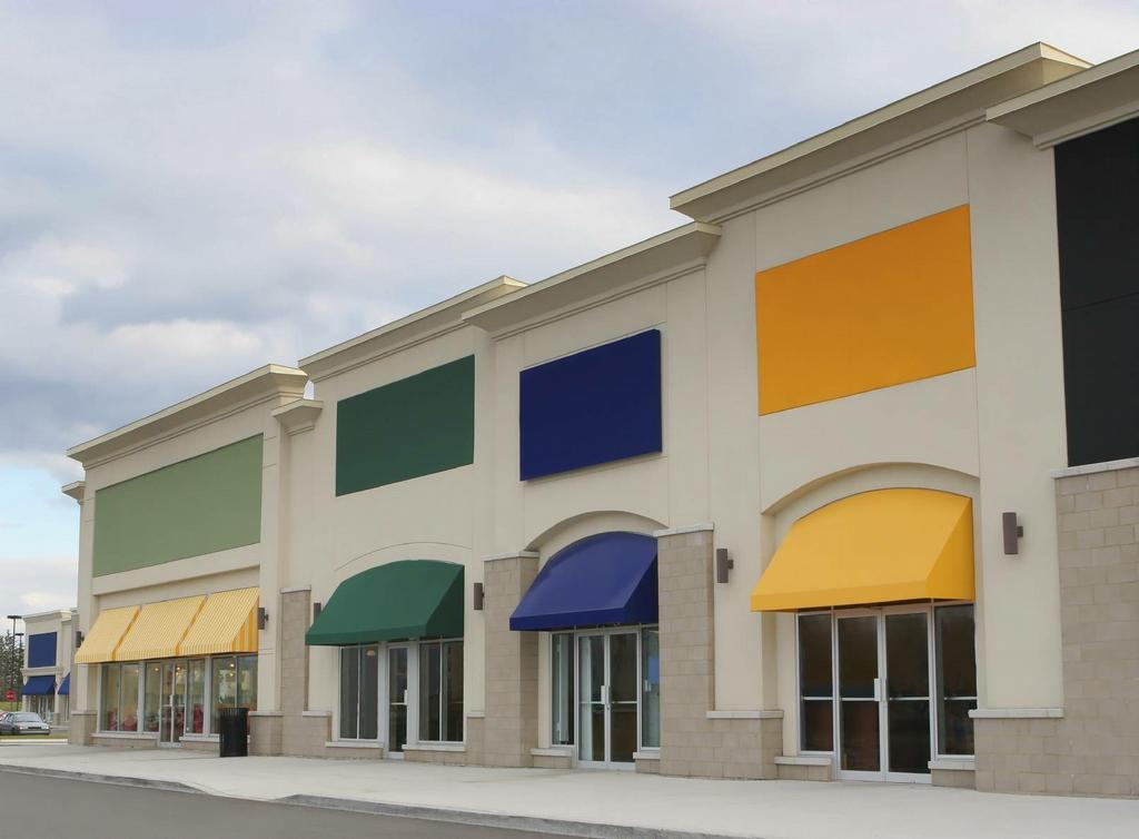 Lansing Awnings | Commercial And Residential Awnings In ...