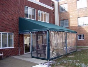 outdoor-enclosure Grand Rapids