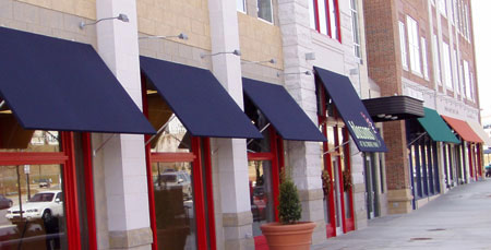 Norton Shores Commercial Residential Amp Retractable Awnings