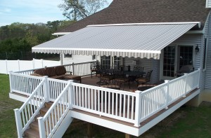 muskegon residential awning