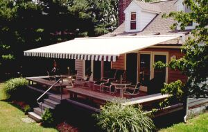 Elegant Sunair Retractable Awning Grand Rapids